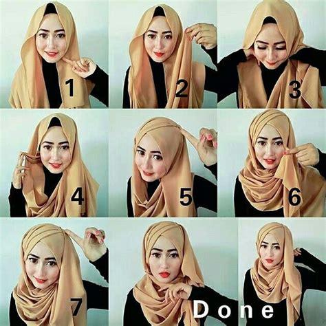 tutorial rambut untuk wisuda tutorial hijab wisuda terbaru 2017 paling mudah dan simpel