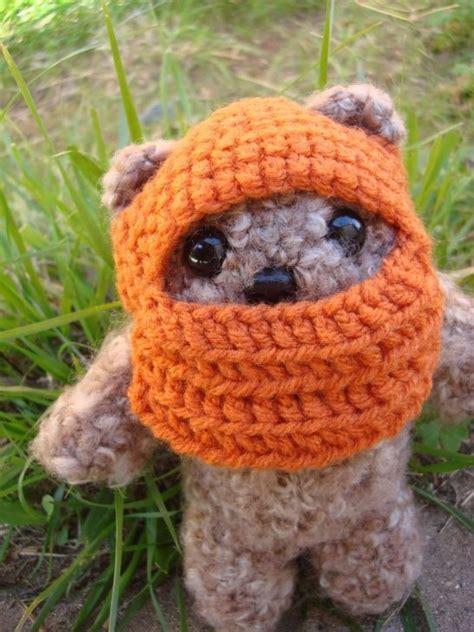 amigurumi ewok pattern free 63 best images about crochet star wars on pinterest