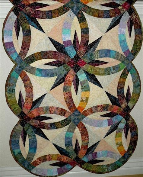 Tutorial Quilting Indonesia | 17 best images about wedding ring series on pinterest