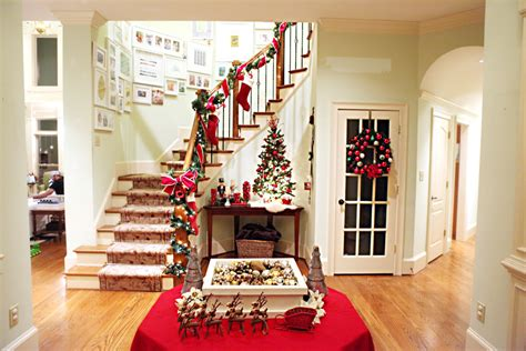 christmas decorations for inside the home comin down the chimney bower power