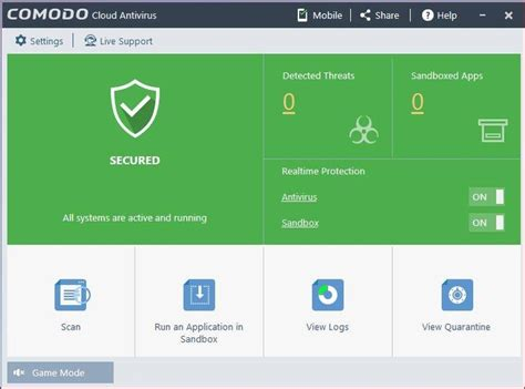 best free security software for windows 8 comodo antivirus for windows 10