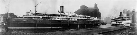 boat show in buffalo ny datei passenger boats buffalo new york 1909 jpg wikipedia