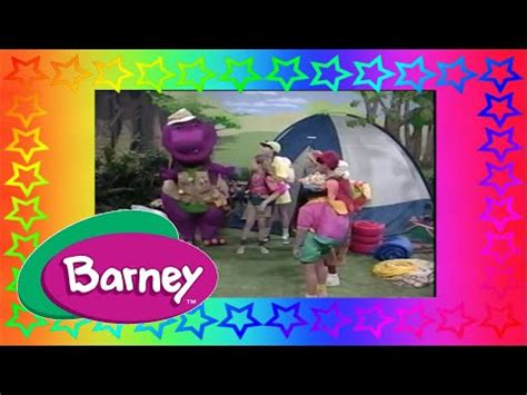 barney backyard gang previews barney s cfire sing along end credits vido1 your