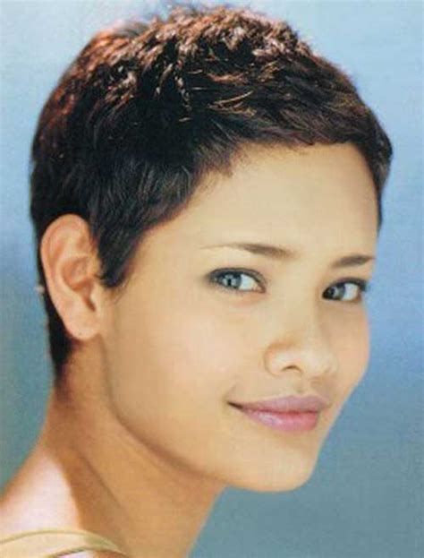 very cropped pixie haircut for thick hair 15 cropped pixie hairstyles pixie cut 2015