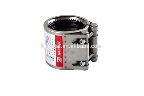 Ring Seher Zr Size Standar zr 2 split pipe stainless steel seal sleeve repair cl stainless steel and ductile iron