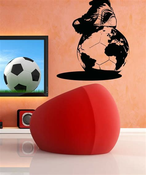soccer decals for bedroom 308 best design kids teen bedrooms a dream is a w i s h images on pinterest