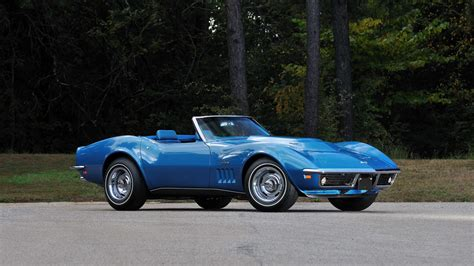 1969 chevrolet corvette 1969 chevrolet corvette l88 convertible s163 kissimmee