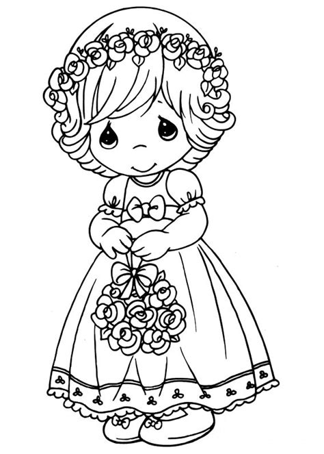coloring pages precious moments printable easy printable precious moments coloring pages