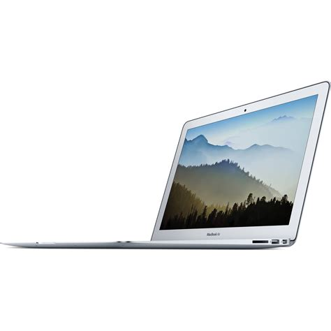 Macbook Air 13 3 apple 13 3 quot macbook air mid 2017 silver mqd42ll a b h