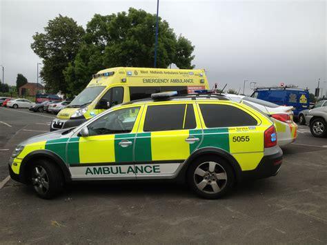 skoda attleborough november 2016 west midlands ambulance service nhs