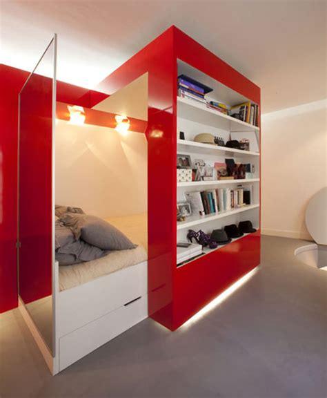 behind bedroom doors watch online red nest by paul coudamy dezeen