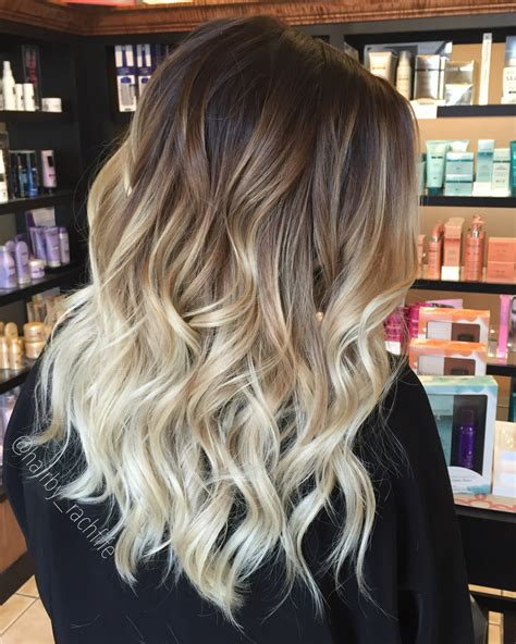 blonde colours ombre 50 amazing blonde balayage haircolor hair ideas