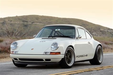porsche singer singer design porsche 911 teams with cosworth
