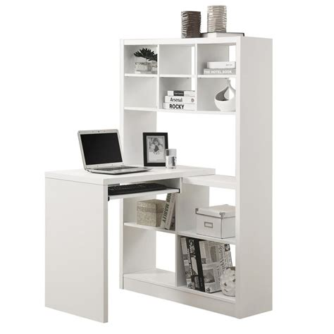 right corner computer desk monarch specialties computer desk white left or right
