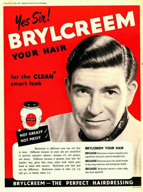 60s mens hair gel best hair products for men more gentleman s gazette