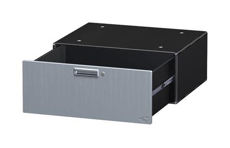hercke 12 quot storage stainless steel drawer