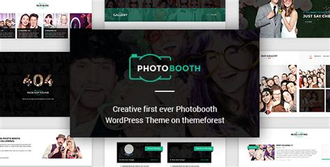 download themes for photo booth free download photobooth photo booth wordpress theme