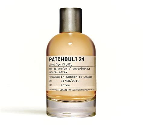 Le Labo Patchouli 24 Decant 1 fragrance tomorrow started