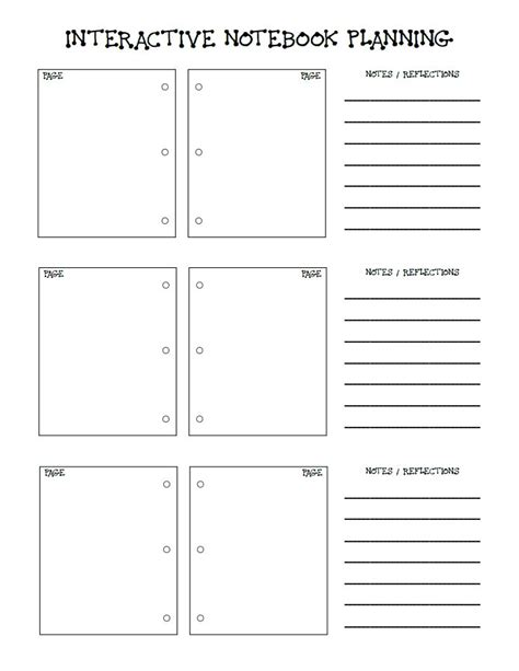 139 Best Images About School Sub Plans Plans On Pinterest Lesson Plan Templates Teaching And Interactive Notes Template