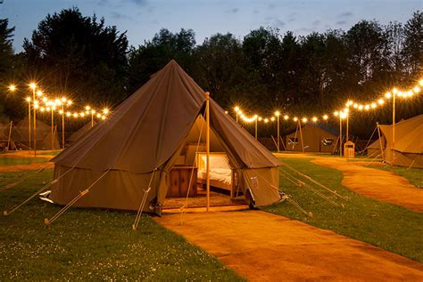 Wooden Tent chessington glamping break with theme park entry just 163 129