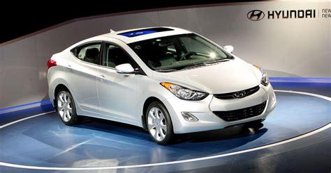 cars models hyundai elantra 2013