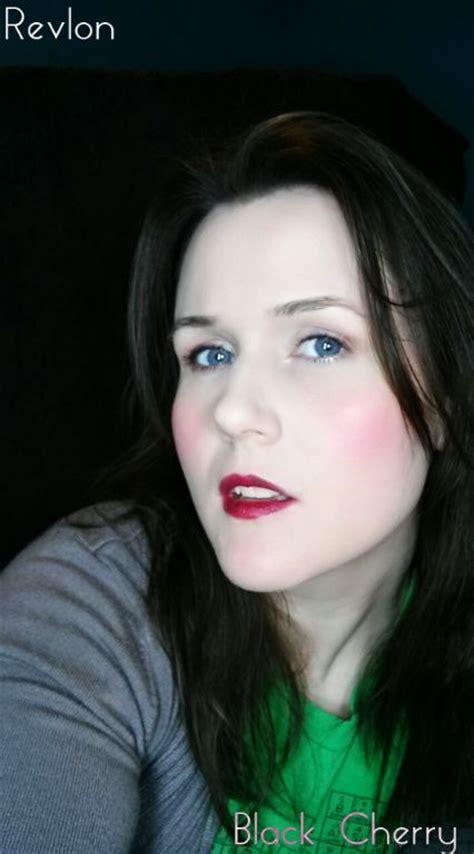 Lipstik Revlon Black Cherry revlon lustrous creme black cherry 477 reviews