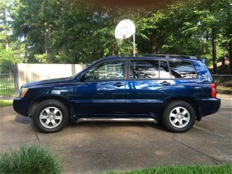 blue book value used cars 2004 toyota highlander free book repair manuals 2007 toyota highlander kelley blue book