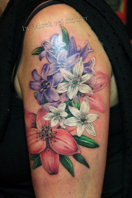 different flower tattoos 10 best show stopping libra designs images on