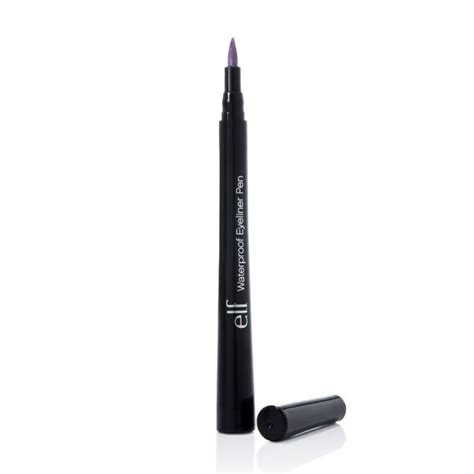 Eyeliner Waterproof e l f waterproof eyeliner pen reviews photos
