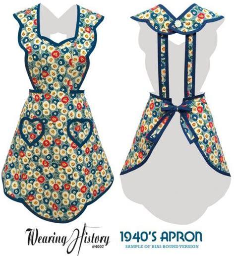cute apron pattern free free printable vintage apron pattern vintage apron