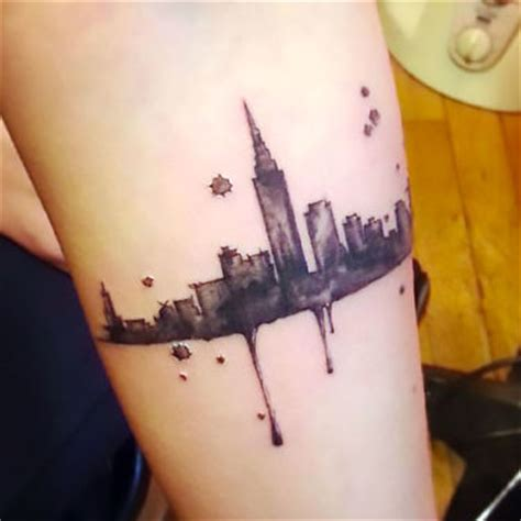 new york tattoo forearm 99 unique tattoo ideas