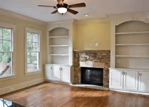Built In Bookshelves Around Fireplace Built Ins Next To Fireplace Crown Molding Fireplace