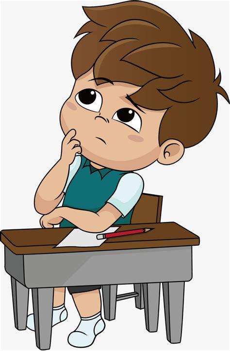 imagenes niños pensando animadas pensando en personajes reflexi 243 n los ni 241 os el