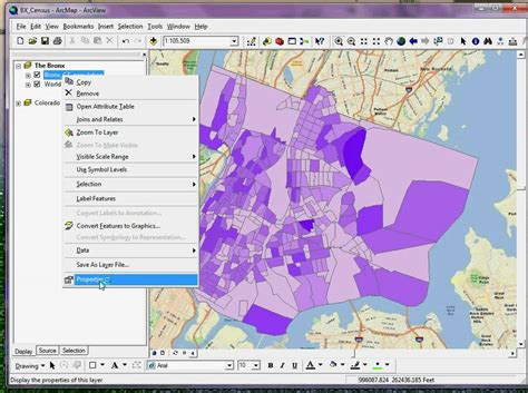arcgis tutorial for health how to add bing or other basemaps to your arcmap project