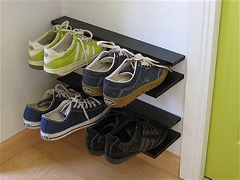 diy hanging shoe rack 6 diy shoe rack ideas to organize your closet
