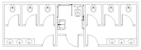 dimensionamento bagni pubblici bagni pubblici dwg servizi igienici dwg 1
