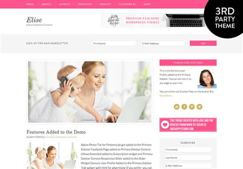 cute themes wordpress free pretty creative wordpress theme