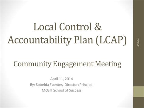 local control accountability plan lcap local control accountability plan lcap