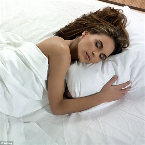 naked woman in bed 20 surprising ways to get a better night s sleep daily