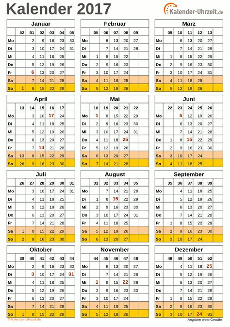 kalender  mit kw   calendar printable