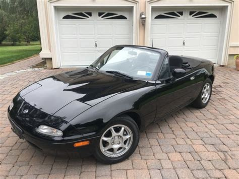 old car owners manuals 1994 mazda mx 5 electronic toll collection 1994 mazda miata mx 5 5 speed 1 8l garaged 1 owner clean low miles convertible