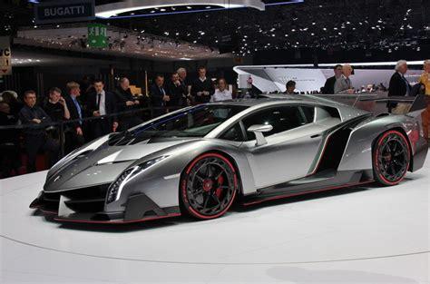 How Fast Is Lamborghini Veneno 2013 Lamborghini Veneno Review Top Speed