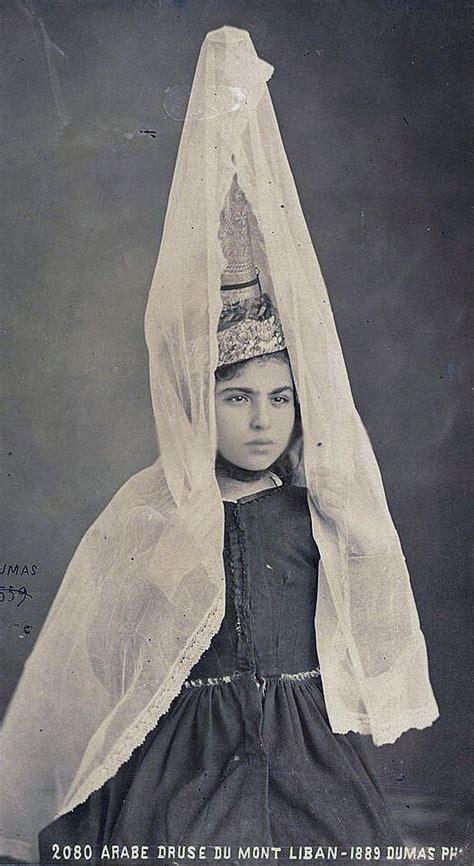 roxalana ottoman lebanon druze quot arabe druse du mont liban