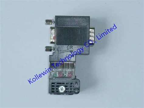 Profibus Connector 972 0ba52 0xa0 Simatic Dp 90 Deg Up To 12mbit profibus connector 187 siemens pb connector