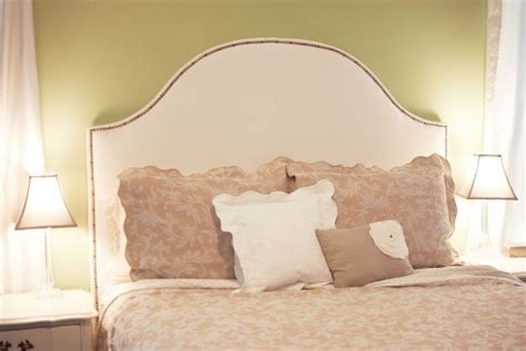 custom headboard and furniture upcycle by anew nature st louis mo shabby chic french