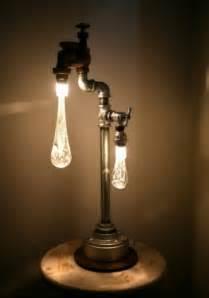 Battery Desk Light Unusual Table Lamps Modern Diy Art Designs