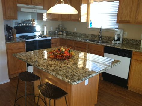 what color countertops with honey oak cabinets what color granite goes best with honey oak cabinets