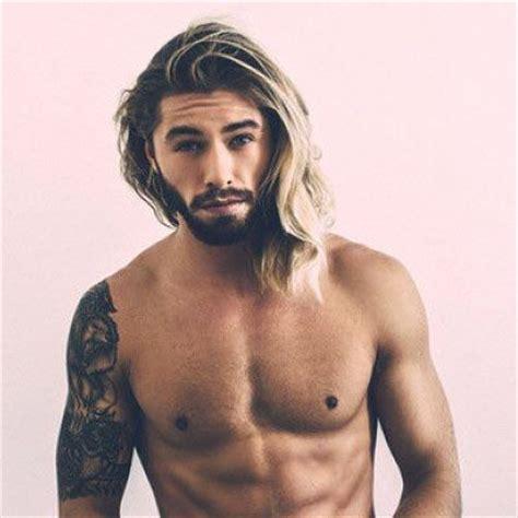 Long hair ideas for men!   The HairCut Web