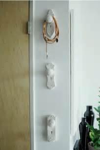 Door Coat Rack by Door Knob Coat Rack Diy Crafts