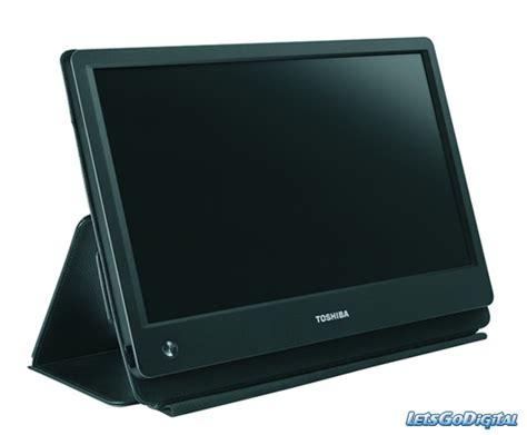 Monitor Lcd Toshiba toshiba usb monitor letsgodigital